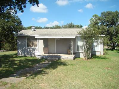 Eastland County Single Family Home For Sale: 609 E 13th Street