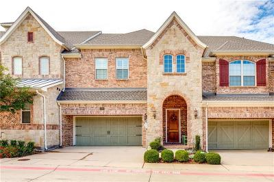 Grapevine Townhouse Active Option Contract