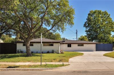 Irving Single Family Home For Sale: 1504 Sunnybrook Drive