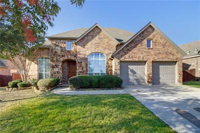 Fort Worth Single Family Home Active Option Contract: 9617 Brazendine Drive