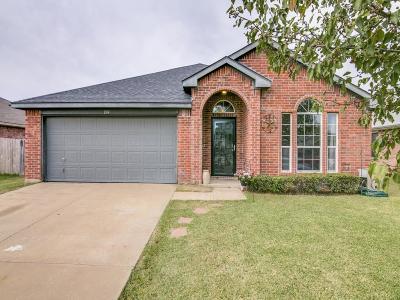 Royse City, Union Valley Single Family Home For Sale: 804 Kim Lane
