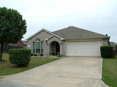 Royse City, Union Valley Single Family Home Active Option Contract: 421 Pin Oak Lane