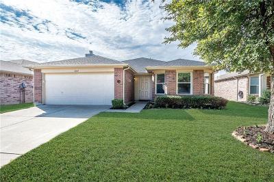 Mckinney Single Family Home Active Option Contract: 2805 Sundance Drive