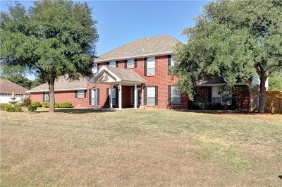 Burleson Single Family Home For Sale: 3425 Winding Oak Lane E