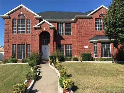 Single Family Home For Sale: 7319 Crane Drive