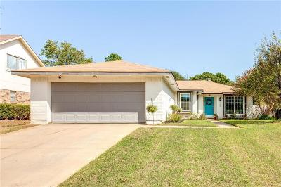 Euless Single Family Home For Sale: 703 Ascot Drive