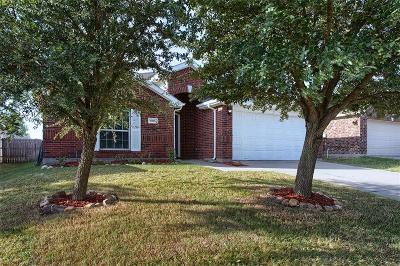 Anna Single Family Home For Sale: 805 Alder Drive