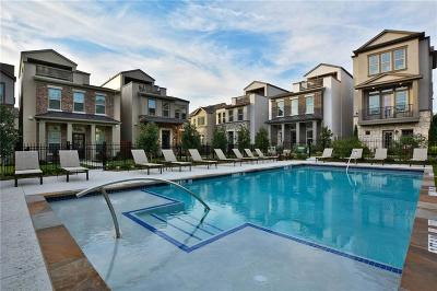Dallas Townhouse For Sale: 5452 Ashby Grove Street