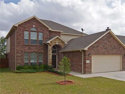 Weatherford Single Family Home For Sale: 2245 Whitney Drive
