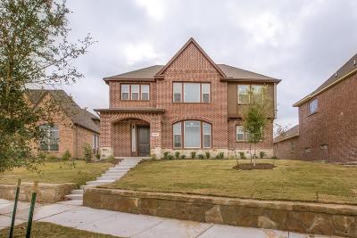 Frisco Single Family Home For Sale: 12161 Burnt Prairie Lane