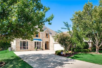 Carrollton Single Family Home For Sale: 4509 Valley Glen Drive