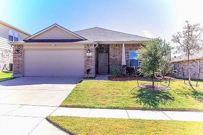 Little Elm Single Family Home For Sale: 14805 Brandon Drive