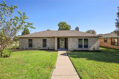 Single Family Home Active Option Contract: 3106 Abbie Street