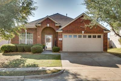 Watauga Single Family Home For Sale: 6705 Cedar View Trail