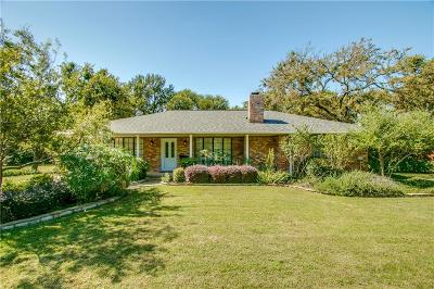 Lewisville Single Family Home For Sale: 101 W Shore