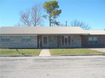 Mills County Single Family Home For Sale: 1707 Clyde Street