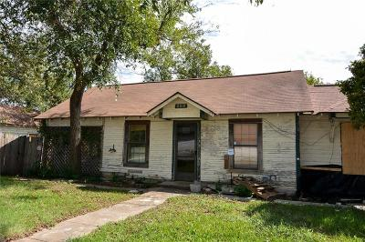 Stephenville Single Family Home For Sale: 1102 E Hook Street