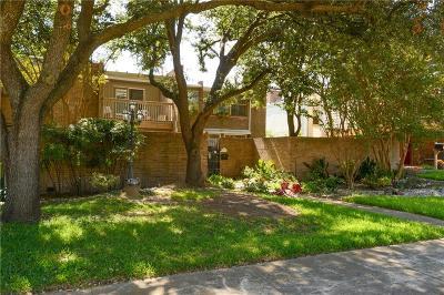 Dallas Half Duplex For Sale: 4918 Thunder Road