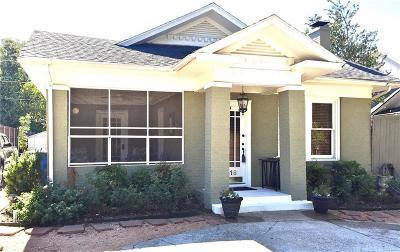Dallas Single Family Home For Sale: 5518 Belmont Avenue