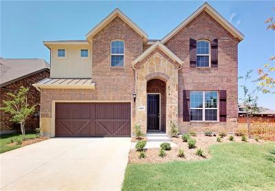 McKinney Single Family Home For Sale: 5800 Fuder Drive