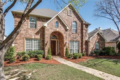Frisco Single Family Home For Sale: 3170 Birchridge Drive