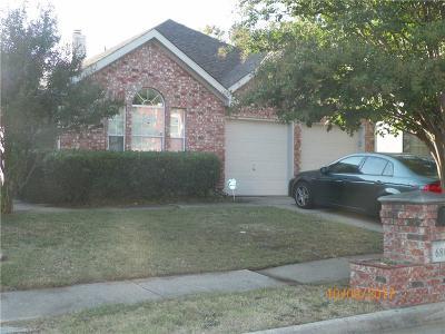 Plano Single Family Home For Sale: 6805 Sugar Maple Creek