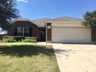 Single Family Home Active Option Contract: 14025 Tanglebrush Trail