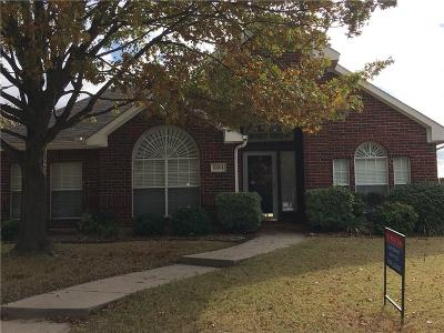 Frisco Residential Lease For Lease: 8601 Stoneview Drive