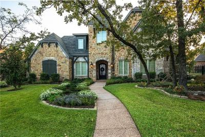 Trophy Club Single Family Home For Sale: 3 Spyglass Court