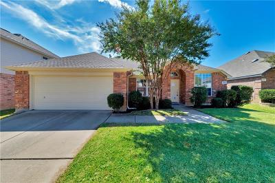 Fort Worth TX Single Family Home For Sale: $243,000