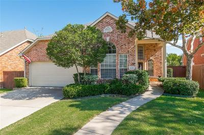 Coppell Single Family Home For Sale: 505 Waterview Drive