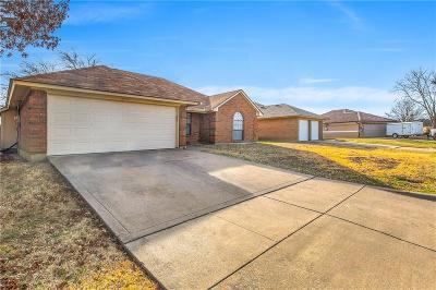 Arlington Single Family Home For Sale: 6405 Alcott Drive