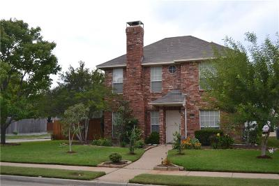 Coppell Residential Lease For Lease: 553 Lake Forest Drive