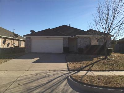 Mansfield Single Family Home Active Option Contract: 4500 Ashbury Lane