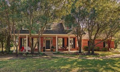 Aledo Single Family Home For Sale: 188 Lakeview Drive