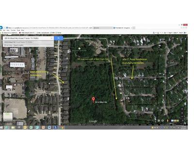 Grand Prairie Residential Lots & Land For Sale: 3314 Gilbert Road