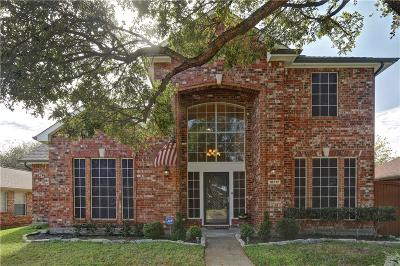 Frisco Single Family Home For Sale: 10717 Huntington Road