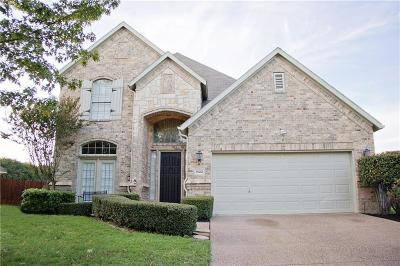 Grapevine Single Family Home For Sale: 1922 Twin Oaks Circle