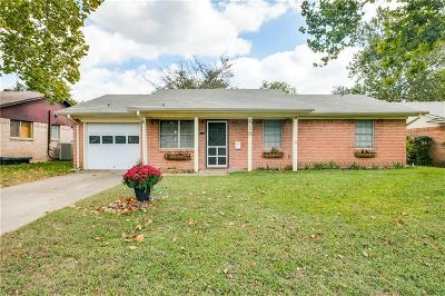 Duncanville Single Family Home Active Option Contract: 818 Acton Avenue