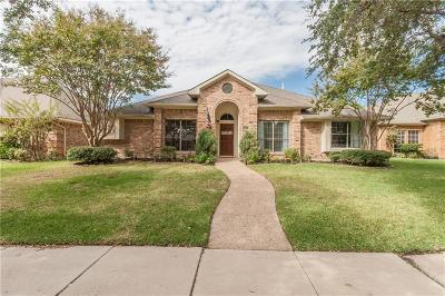 Irving Single Family Home For Sale: 9015 Laredo Drive