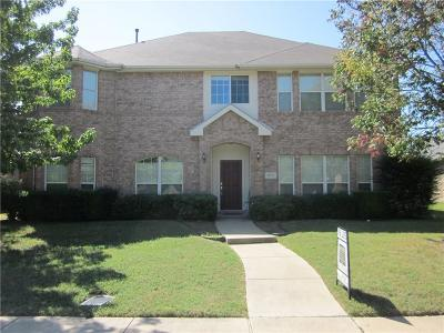 Lewisville Residential Lease For Lease: 1508 Gunnison Trail