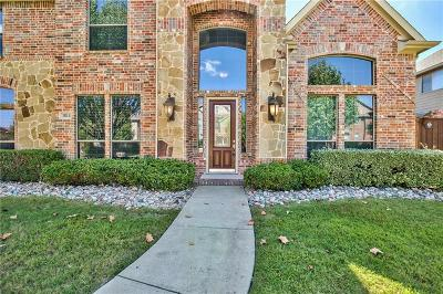 Allen Single Family Home For Sale: 1814 Combine Drive