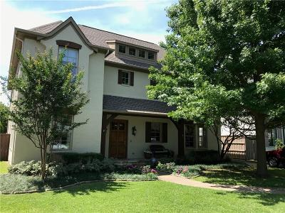 Dallas  Residential Lease For Lease: 7414 Wentwood Drive