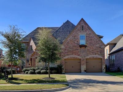 McKinney Single Family Home Active Option Contract: 6621 Orchard Park Drive