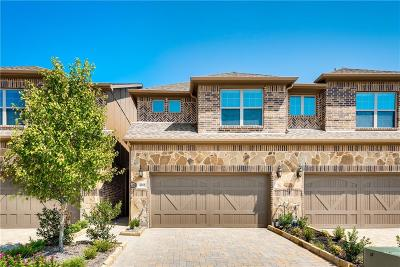 Plano Townhouse For Sale: 6312 Hermosa Drive