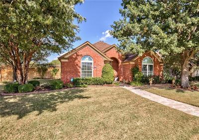 Frisco Single Family Home For Sale: 10806 Preston Vineyard Drive