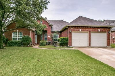 Flower Mound Single Family Home For Sale: 1409 Doubletree Trail