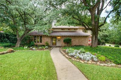 Richardson Single Family Home Active Option Contract: 400 Brook Glen Drive