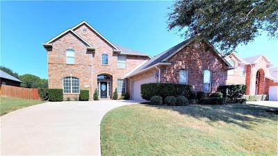 Flower Mound Single Family Home For Sale: 2304 Dana Drive