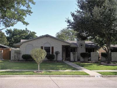 Garland Single Family Home Active Option Contract: 742 Maple Glen Drive